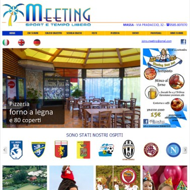Sito Meeting Versilia